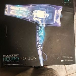 Other - Neuro motion hair dryer